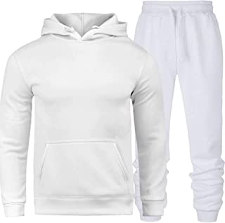 pipigo Mens T Shirts 2 Piece Outfits Gym Workout Sport Big /& Tall Shorts Tracksuit