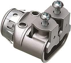 ARLINGTON INDUSTRIES SG3838ST F000719 Duplex Saddle Grip Snap-Tite Connector, Flex/AC/MC, 3/8