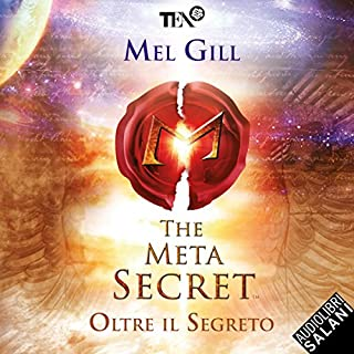 The Meta Secret copertina