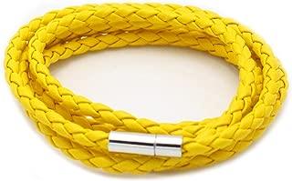 Best mens yellow bracelet Reviews