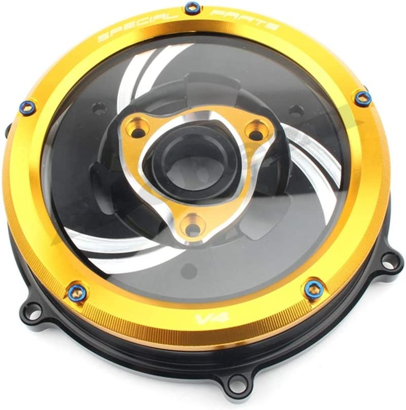 Mesa Mall ACZ Motocross Engine Japan's largest assortment CNC Racing Cover Clutch Retain Clear Spring