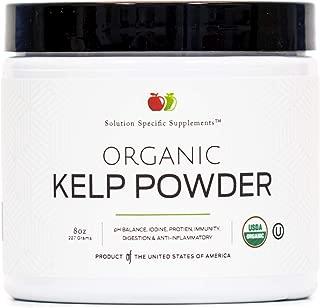 Best organic sea kelp powder Reviews