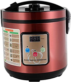 Best 6L Black Garlic Fermenter,Full Automatic Black Garlic Maker Garlic Fermentation Machine (Purple) Review