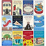 44 Scotland Street Series 12 Books Collection Set By Alexander Mccall Smith