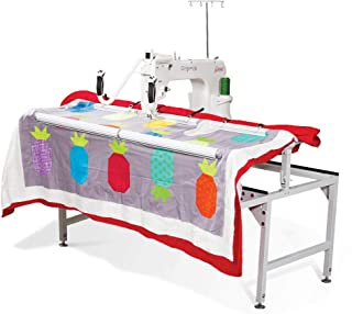 Q'nique Quilter 15R: The exciting new mid-arm quilting machine