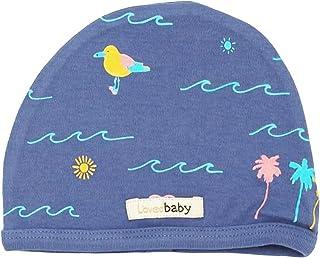 قبعة أطفال عضوية للأطفال من الجنسين من L'ovedbaby (صخري صخري، 0-3 أشهر)