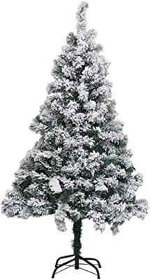 Wooden Christmas Tree White /& Grey Positionable Brand New