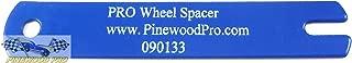 installing pinewood derby wheels