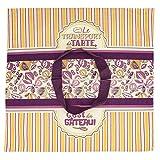 Natives 610790è del Torta Borsa Torta Cotone Multicolore 3,85x 38,5x 2cm