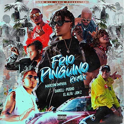 Marconi Impara, Darell & El Alfa feat. Pusho & Jon Z