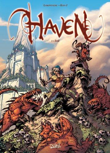 Haven T01 : Exil