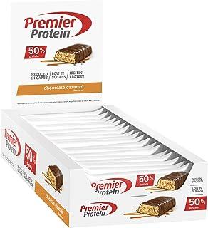 Premier Protein Protein Bar Chocolate Caramel 24x40g -