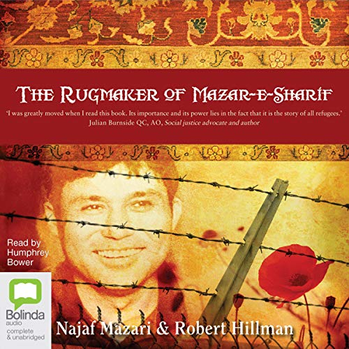 The Rugmaker of Mazar e Sharif cover art