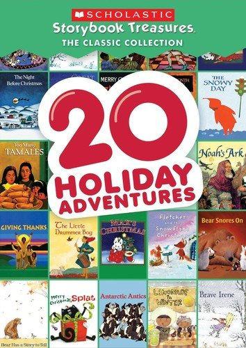 20 Holiday Adventures - Scholast...