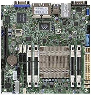 Best Supermicro Mini ITX A1SRI-2558F-O Quad Core DDR3 1333 MHz Motherboard and CPU Combo Review