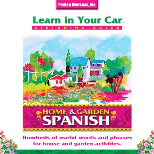 Learn in Your Car: Home & Garden...