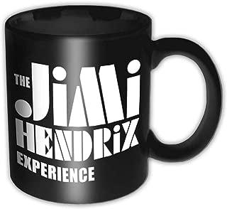 Jimi Hendrix - Stencil Logo Giant 32 Ounce Ceramic Mug