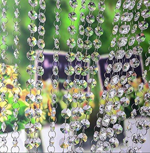 AFKshop『八角珠ビーズカーテン』