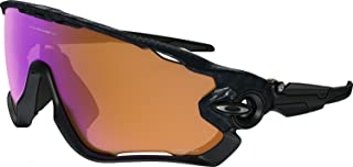Oakley Men's Jawbreaker OO9290-09 Shield Sunglasses