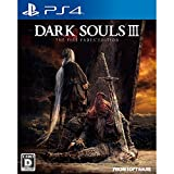 DARK SOULS III THE FIRE FADES EDITION - PS4