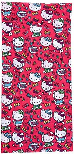 Buff Hello Kitty Letters Soup Tour de cou Enfant rose