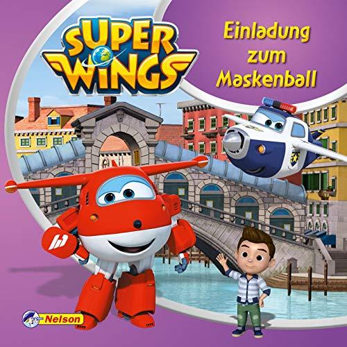 Maxi-Mini 49: Super Wings: Einladung zum Maskenball: Die Super Wings in Venedig / Italien (Nelson Maxi-Mini)