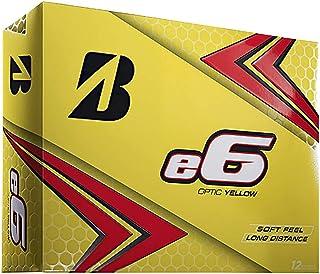 Bridgestone 2019 e6 Golf Balls Briddgestone One Dozen