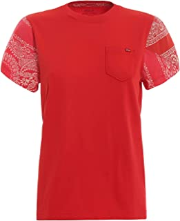 Polo Ralph Lauren T-Shirt con Maniche Stampa Paisley 211744668001 ...