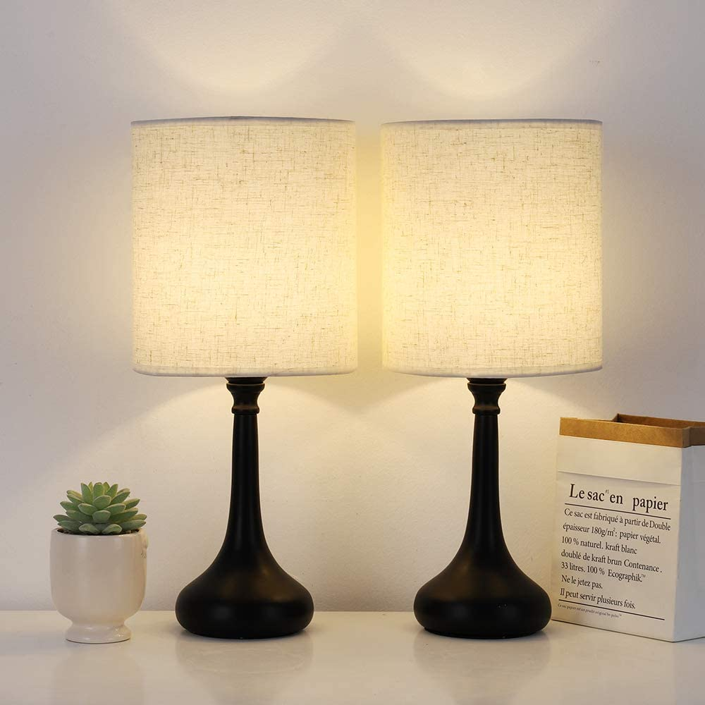 Bedside Table Free Shipping New Lamps Set of 2 Top Wholesale Bedroom Li for End