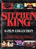 Apt Pupil / Secret Window / Bag of Bones (Mini-Series) / Christine (1983) / Sleepwalkers (1992) / Stand by Me - Set
