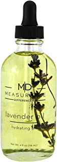 Measurable Difference Face & Body Oil, Lavender, 4 Fluid Ounce