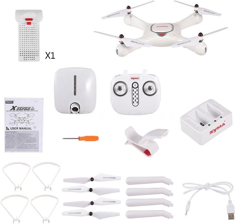descuentos y mas Syma Quadcopter Drone Original Original Original X25Pro GPS WiFi FPV RC dron con 1MP Cámara Quadcopter con Headless de Modo One Key Return Fácil de Usar Equipado  mas preferencial