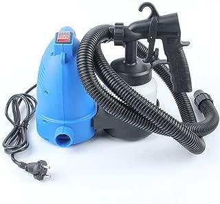Traioy Spray Pistola Eléctrica, Pintura De Látex Pulverizador 600W De Alta Potencia Pistola De Pintura, Fácil De Spray Y Limpia,Azul