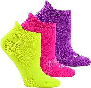 Womens Cushion Low Cut 3-Pack Socks Running Socks Low Cut...