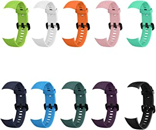 Docooler Honor Band 5 / Band 4 Replacement Bracelet Wrist Replacement Strap for Honor Band 5/4 Smart Bracelet