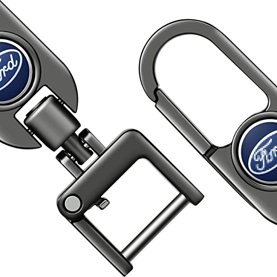 BINOWEN for Ford Key Fob Case Shell Key Holder Rings Keychains Premium Soft TPU Full Protection Fit for Ford Fusion F-150 Edge Explorer Mustang Lincoln MKZ MKC 3//4//5 Buttons Smart Key Pink