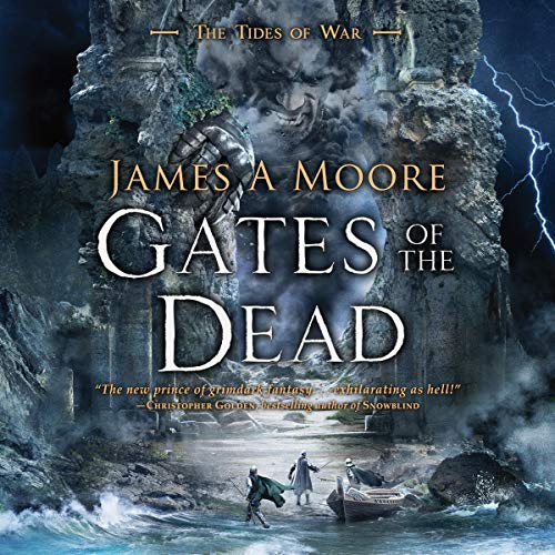 Couverture de Gates of the Dead