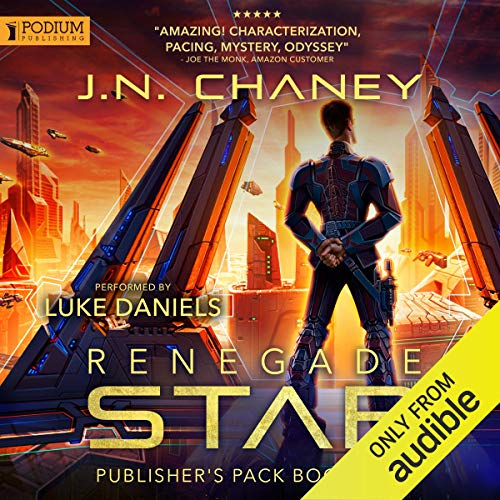 Renegade Star: Publisher's Pack 4 audiobook cover art