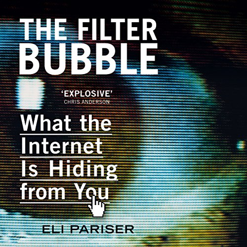 The Filter Bubble audiobook cover art