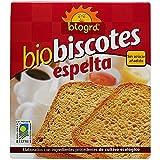 Biográ Biscotes Bio Espelta 270 Gr 270 Gramos Sin Azucar Biográ 500 g