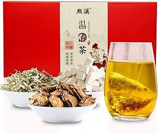 湿清茶180g ティーバッグ(30袋) 赤小豆 金銀花たんぽぽ根 茯苓 湿気を減らす 別れを告げる 湿胖 口ぶり小肚腩