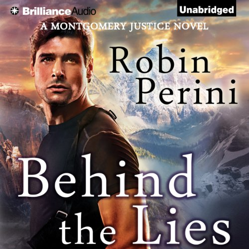 Behind the Lies audiobook cover art