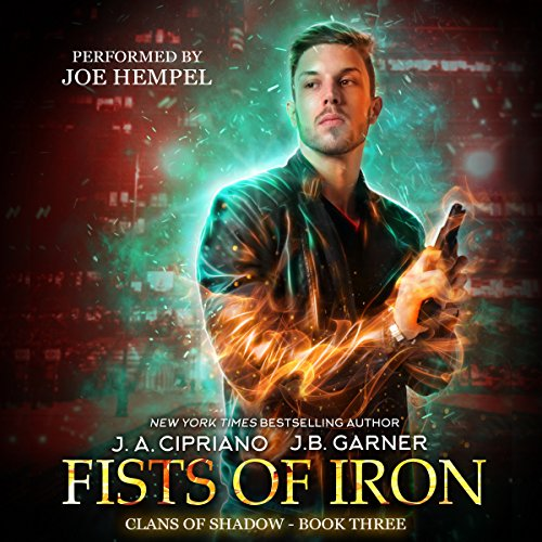 Fists of Iron audiobook cover art
