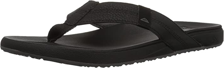 REEF Men's Sandals Cushion Bounce Phantom | Flip Flops for Men with Cushion Bounce Footbed