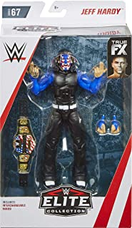 Ringside Jeff Hardy (Chase Variant) - WWE Elite 67 Mattel Toy Wrestling Action Figure