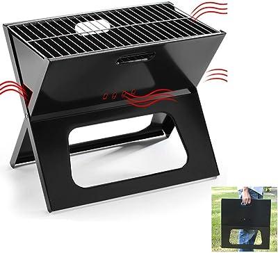 Amazon.com: Charcoal Grills Charcoal BBQ Household Mini ...