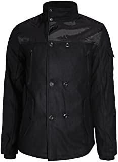 Voi Jeans Peacoat Jacket | Black