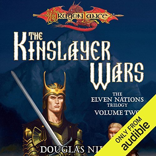 The Kinslayer Wars cover art