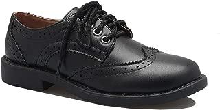 OLIVIA KOO 男童 牛津鞋 - 圆头 - ,皮革,搭扣,系带风格