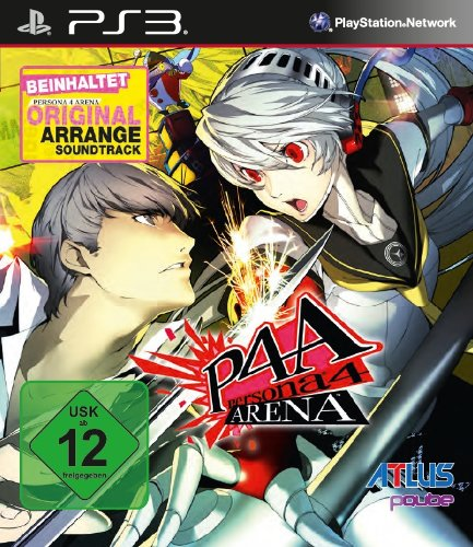 Persona 4 Arena (Inklusive Soundtrack + Bonus - Inhalte) - [PlayStation 3]